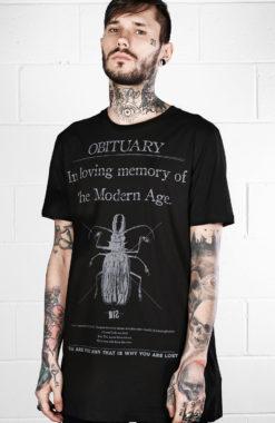 Disturbia — Obituary (X-long)